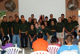 2009 RETO Staff